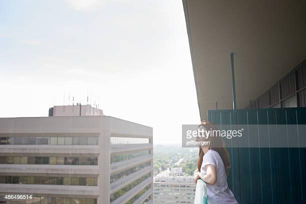 Urban girl at heart