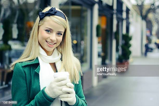 urban girl series - hair bow stock pictures, royalty-free photos & images