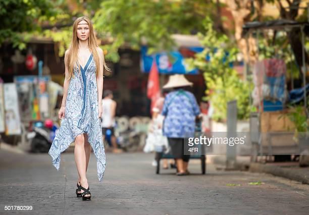 都会のオートクチュール、バンコクのダウンタウン