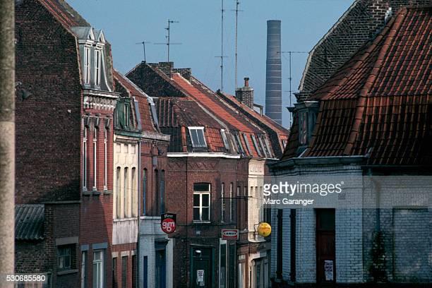 Urban Industrial Street