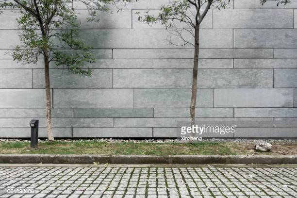 urban landscape  - building wall - east asia stock pictures, royalty-free photos & images