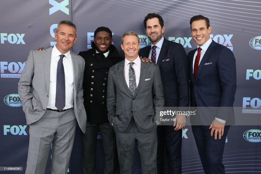 2019 Fox Upfront : News Photo