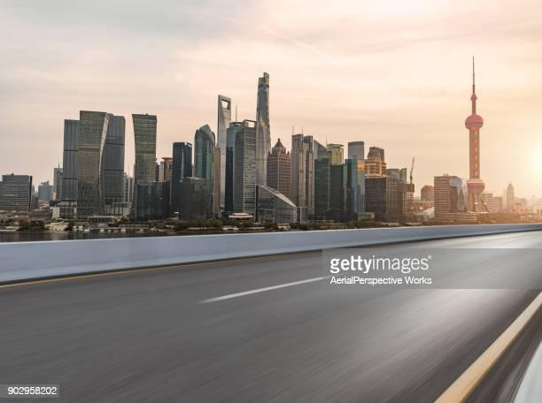 Urban Road of Shanghai