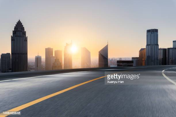 urban road - low angle view stock pictures, royalty-free photos & images