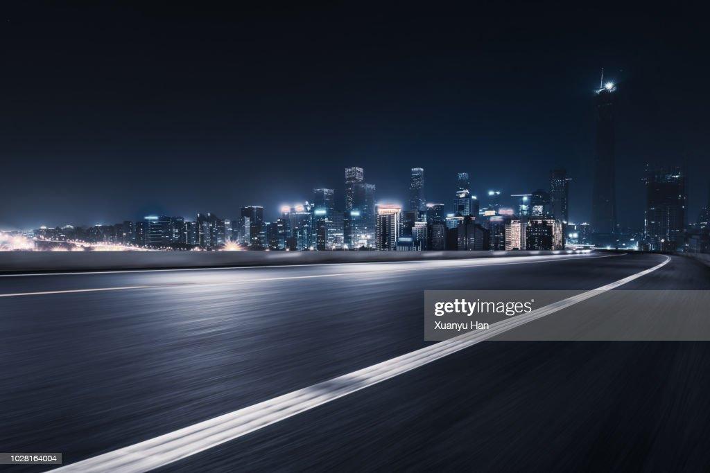 Urban road : ストックフォト