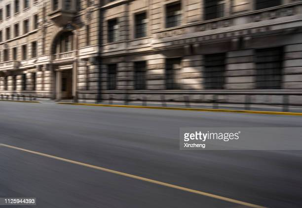 urban road - roadside stock pictures, royalty-free photos & images