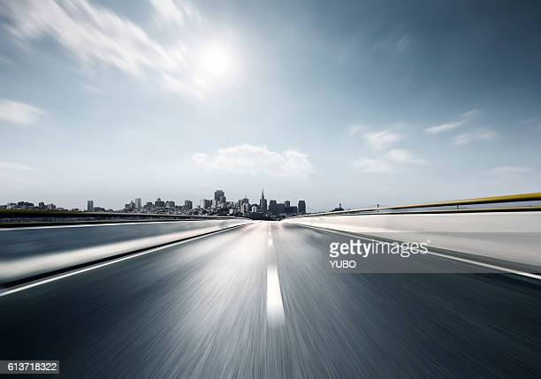 urban road - major road stock pictures, royalty-free photos & images