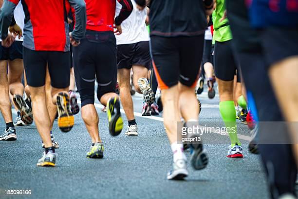 urban running marathon