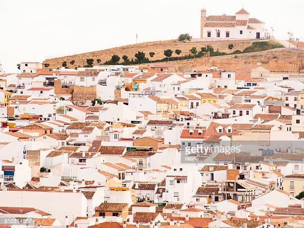 A urban scene of antequera