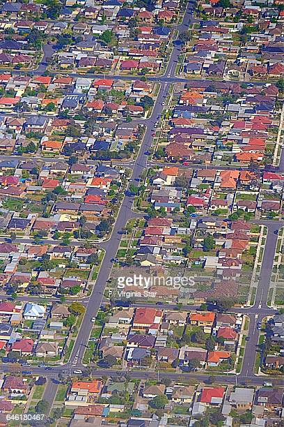 Urban Scenes from a High Angle View