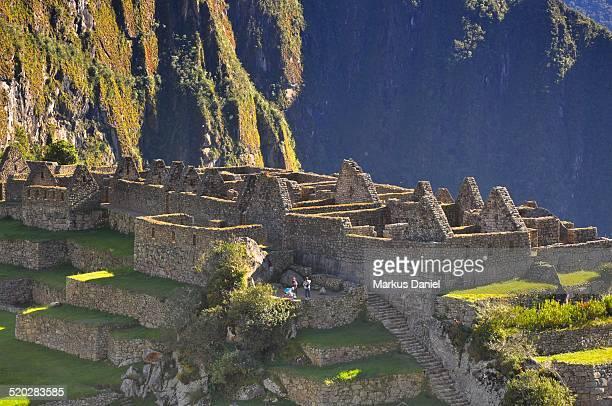 Urban Sector (Three Portals) in Machu Picchu, Peru