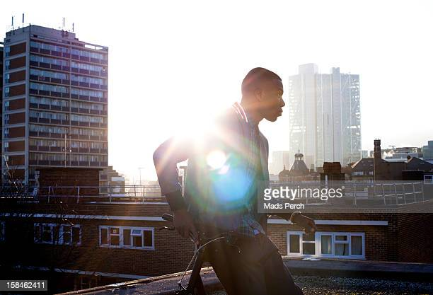 urban shoot, east london - lens flare stock pictures, royalty-free photos & images