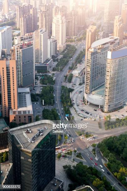 Urban skyline of Nanchang