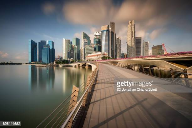 urban spectrum - singapore stock photos and pictures