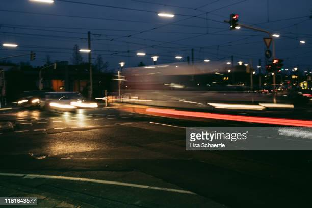 urban street scene - lisa strain stock pictures, royalty-free photos & images
