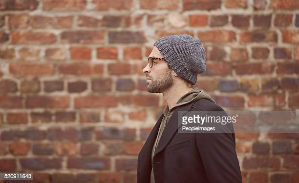 urban style - thick rimmed spectacles stock photos and pictures