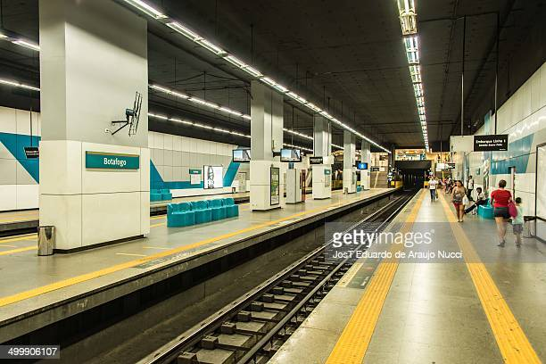CONTENT] Urban transport Subway station in Botafogo in the city of Rio de Janeiro