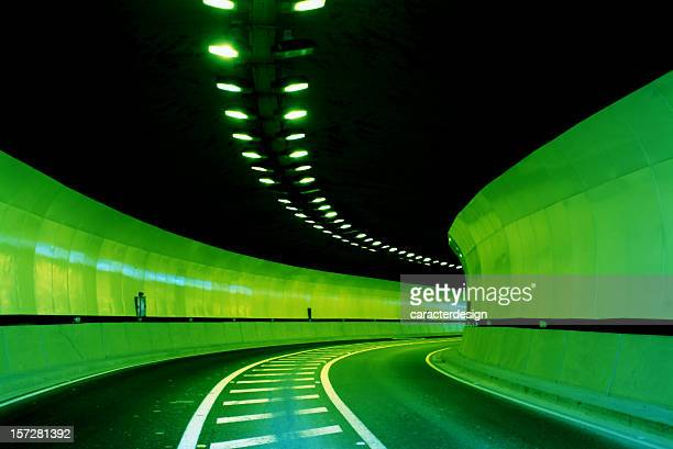 Urban-komisch-tunnel