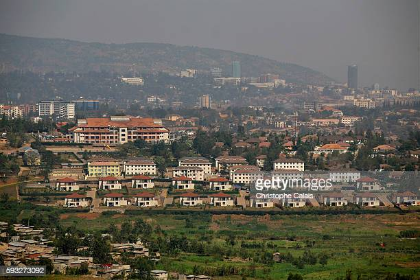 the new area of Nyarutarama Located at Rwanda's geographical heart the rapidly growing City of Kigali is the country's most important business centre...