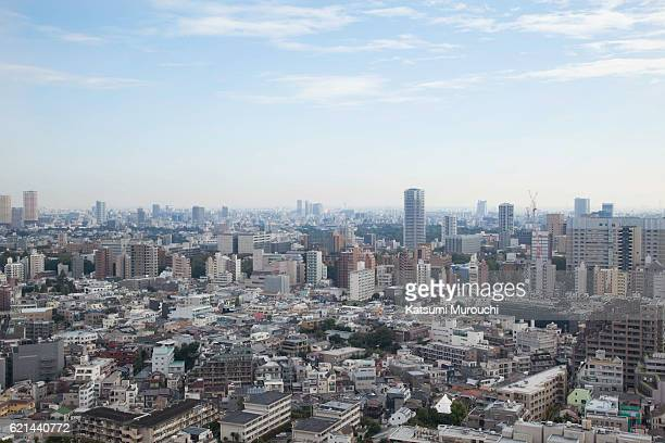 urbanscape,tokyo - townscape stock pictures, royalty-free photos & images