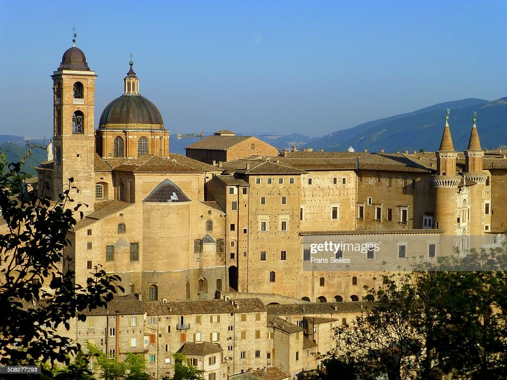 Urbino, Italy : Nieuwsfoto's