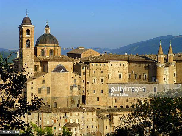 CONTENT] Urbino is a walled city in the Marche region of Italy southwest of Pesaro a World Heritage Site notable for a remarkable historical legacy...
