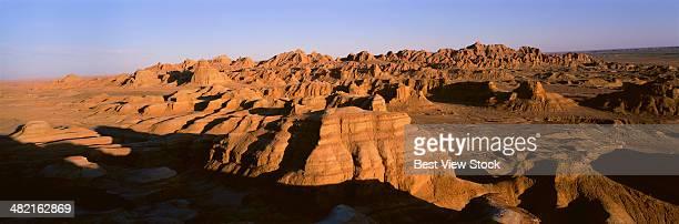 Urho Ghost City,Xinjiang