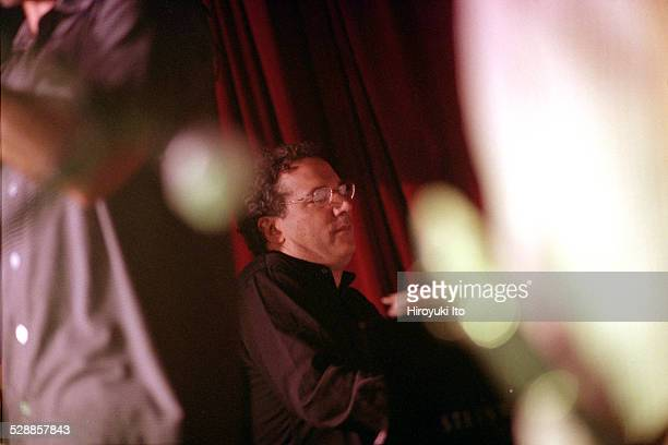 Uri Caine Septet performing The Mahler Project at the Village Vanguard as part of JVC Jazz Festival on Wednesday night June 23 2004This imageUri Caine