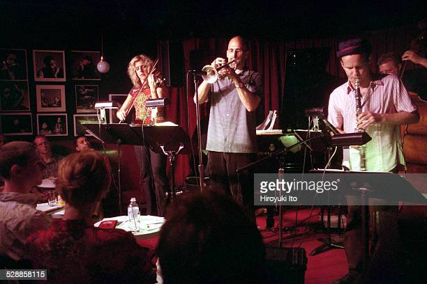 Uri Caine Septet performing The Mahler Project at the Village Vanguard as part of JVC Jazz Festival on Wednesday night June 23 2004This imageFrom...