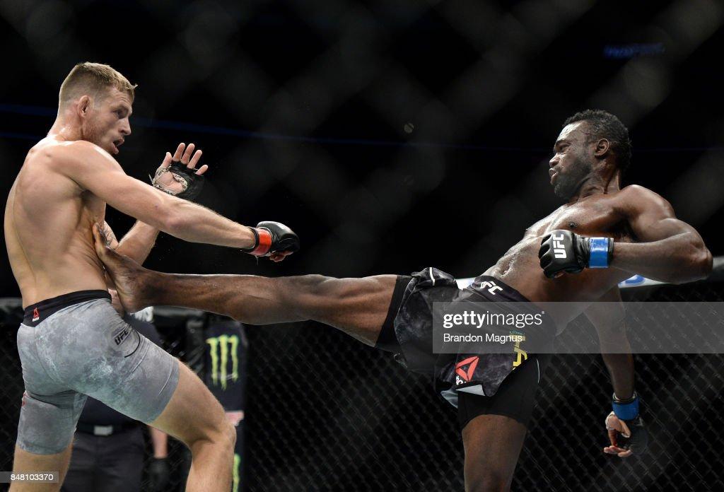 UFC Fight Night: Jotko v Hall : News Photo