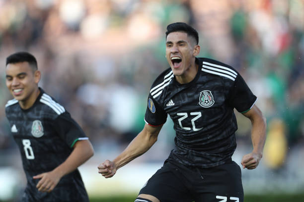 CA: Mexico v Cuba: Group A - 2019 CONCACAF Gold Cup