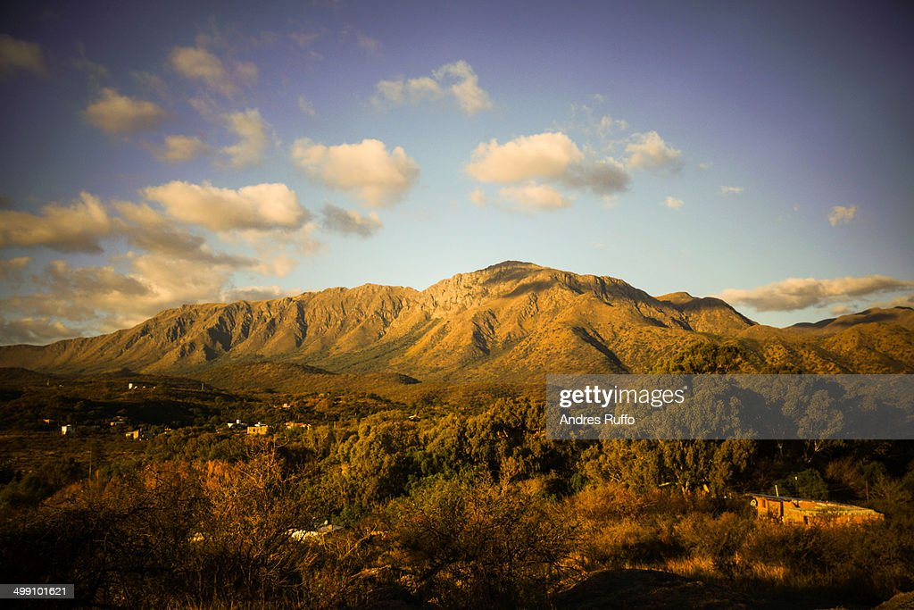 Uritorco, Capilla del Monte, Argentina : Stock Photo