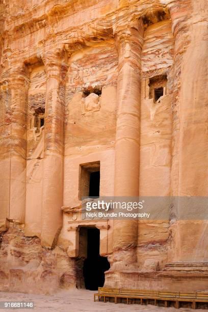 Urn Tomb, Petra, Jordan.