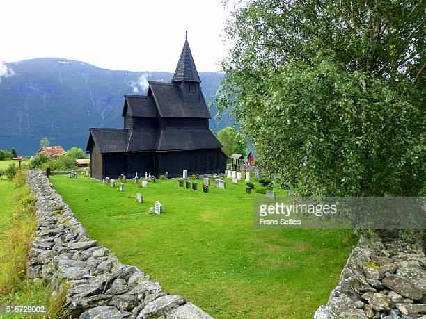 Urnes Stave church, Norway (Unesco WHS)