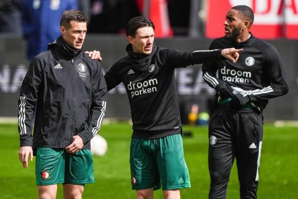 NLD: FC Utrecht v Feyenoord - Dutch Eredivisie