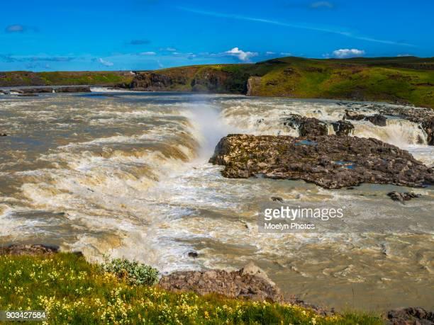 Urridafloss - Waterfall of the Salmon
