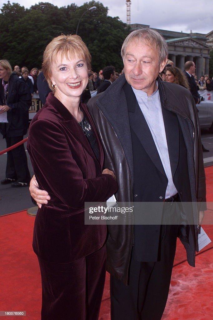 Ursela Monn, Ehemann Michael Wintzer, Verleihung vom ...