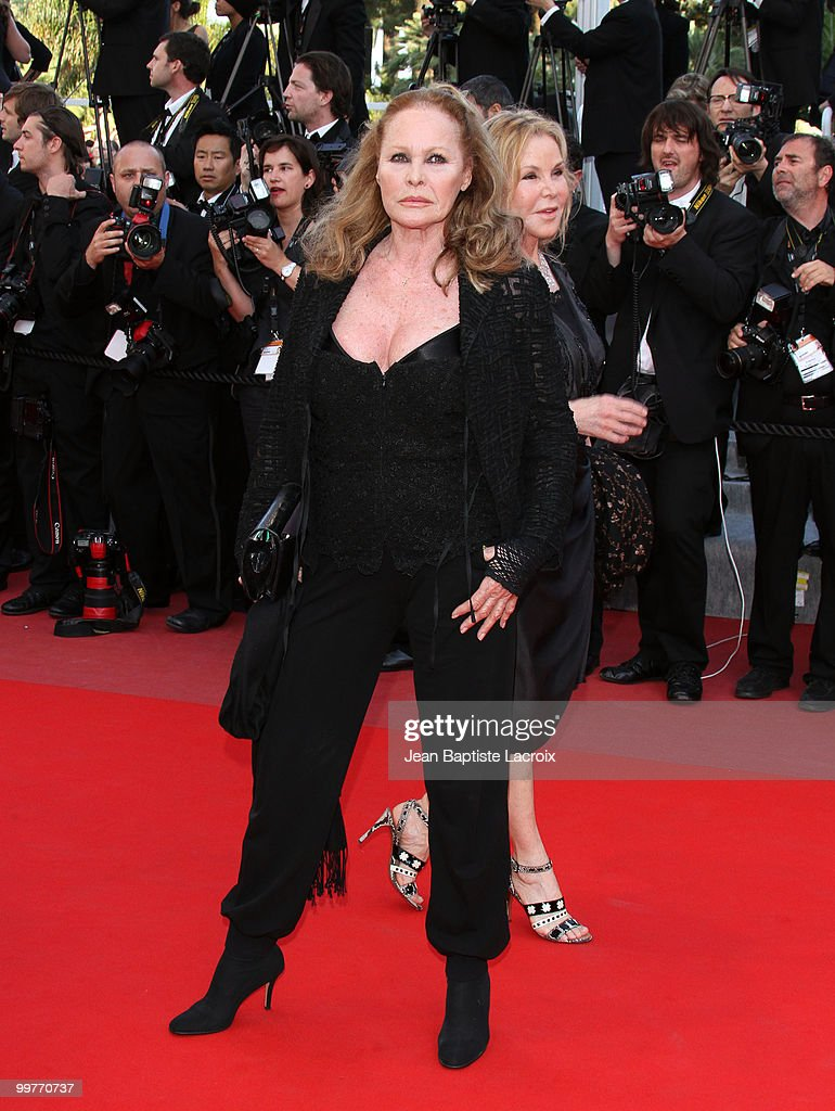 Ursula Andress attends the premiere of 'Biutiful' held at the Palais des Festivals during the 63rd Annual International Cannes Film Festival on May 17, 2010 in Cannes, France.