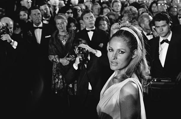 CHE: 19th March 1936 - Happy Birthday, Ursula Andress!