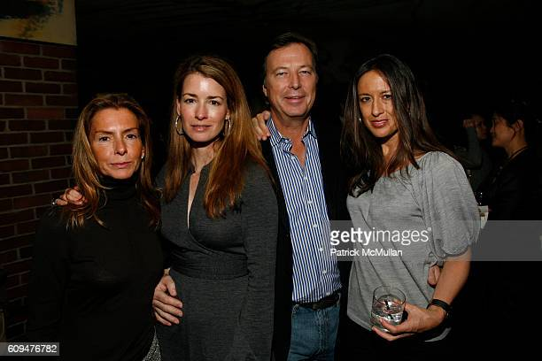 Ursula Brane Laura Lehmann Bruce Colley and Teres DeSequera attend BREAKING and ENTERING Premiere Screening AfterParty at Hudson Bar on January 18...