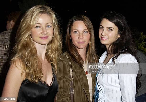 Ursula Brooks Kelli Williams and Shiva Rose during Frederic Fekkai's Night of Beauty Jewelry and Fun to Benefit Hands of Change at Frederic Fekkai...
