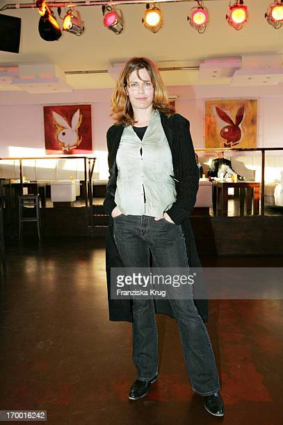 Ursula Buschhorn At the press cocktail Ndf After Work 2005 in Season 8 in Munich on 160305