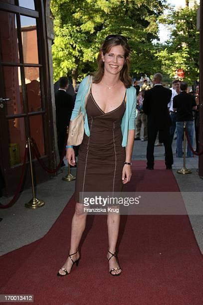 Ursula Buschhorn In The Bavaria reception When the Munich Film Festival in Munich Bavaria Film Park