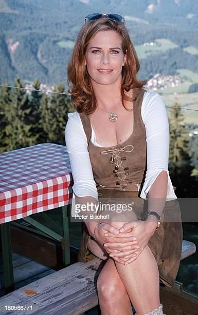 Ursula Buschhorn ZDFReihe WilderKaiser sterreich Alpen Sonnenbrille