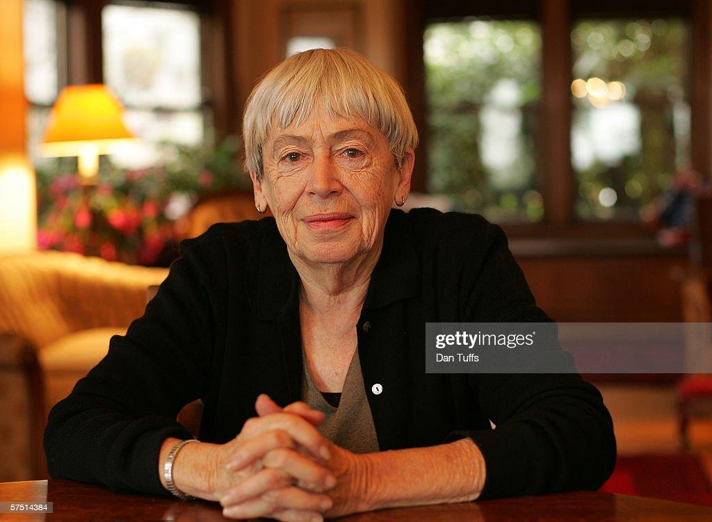 Ursula Le Guin... : News Photo