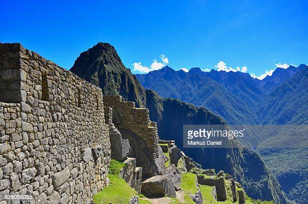 Urubamba Valley and Mt.Huayna Picchu