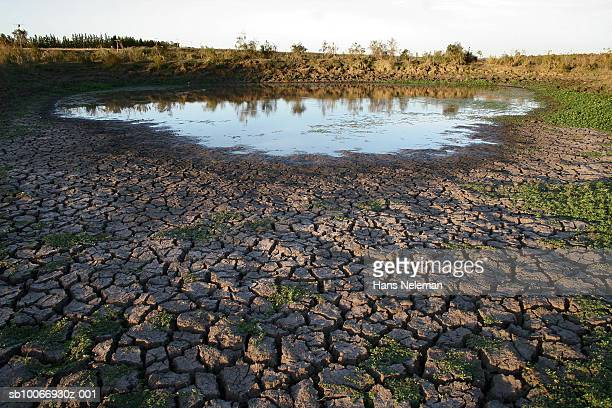 Uruguay, Dried up lake bed