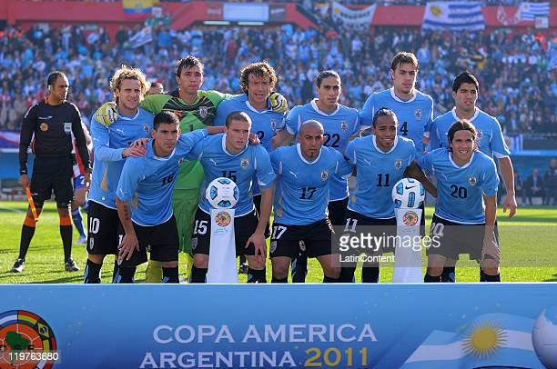Image result for uruguay vs paraguay 2011