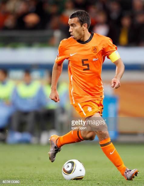 BRONCKHORST Uruguay / Pays Bas Demi Finale Coupe du monde 2010 Green Point Stadium Le Cap Afrique du Sud