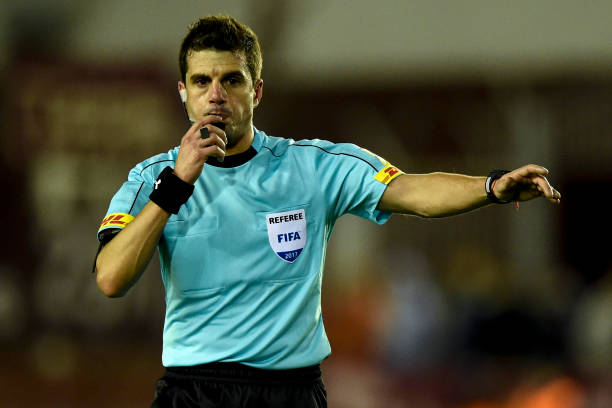 Image result for cunha andres football referee